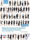 Skills Development for Business and Management Students