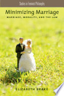 Minimizing Marriage Connotations Yet What Moral Significance Does It