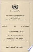 United Nations Treaty Series Volume 2259 (2004)