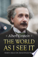 The World as I See It Book PDF