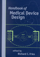 Handbook of Medical Device Design