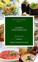 illustration Cuisine Végétarienne 60 recettes
