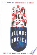 Brave New World and Brave New World Revisited Book PDF