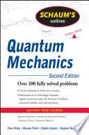 Schaum s Outline of Quantum Mechanics  Second Edition