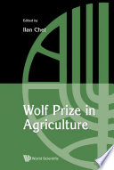 Wolf Prize in Agriculture