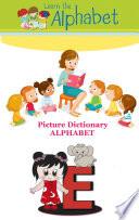 Picture Dictionary ALPHABET  E