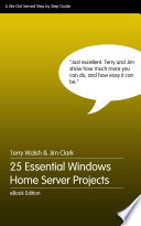 25 Essential Windows Home Server Projects