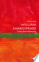 William Shakespeare  A Very Short Introduction