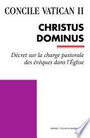 Christus Dominus Concile Vatican Ii Complete Le Texte