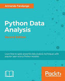 Python Data Analysis   Second Edition
