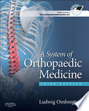 A System of Orthopaedic Medicine   E Book
