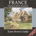 Karen Brown s France