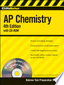 CliffsNotes AP Chemistry