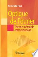 illustration Optique de Fourier