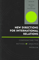 New Directions for International Relations