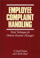 Employee Complaint Handling