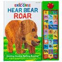 The World of Eric Carle(tm) Hear Bear Roar