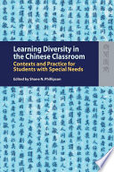 Learning Diversity In The Chinese Classroom