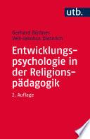 Entwicklungspsychologie in der Religionspädagogik