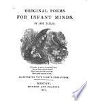 Original Poems For Infant Minds