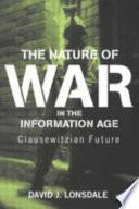 illustration du livre The Nature of War in the Information Age