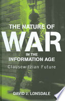illustration du livre The Nature of War in the Information Age