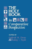 The Holy Book in Comparative Perspective