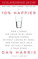 10% Happier Book Cover