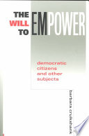 The Will To Empower