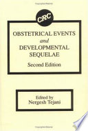 Obstetrical Events and Developmental Sequelae 2nd Edition