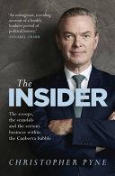 The Insider Book PDF