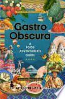Gastro Obscura Book PDF