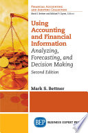 Using Accounting Financial Information