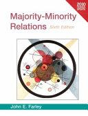 Majority-Minority Relations Census Update