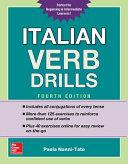 Italian Verb Drills  Fourth Edition
