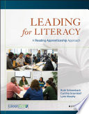Leading for literacy : a reading apprenticeship approach