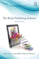 download ebook the book publishing industry pdf epub