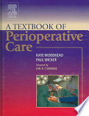 A Textbook of Perioperative Care