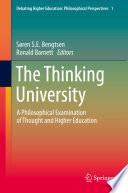 The Thinking University