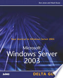 illustration Microsoft Windows Server 2003