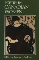 Poetry by Canadian Women Book PDF