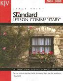 Standard Lesson Commentary  KJV