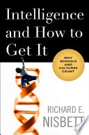 Intelligence and how to Get it