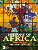 History of Africa Book PDF