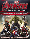 Marvel S Avengers Age Of Ultron The Reusable Sticker Book