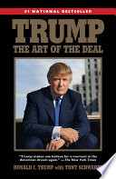 Trump  The Art of the Deal Book PDF