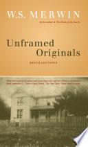 Unframed Originals