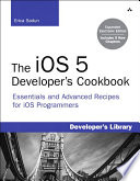The Ios 5 Developer S Cookbook book
