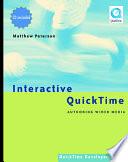Interactive QuickTime