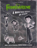 Frankenweenie  A Monstrous Menagerie of Stickers